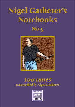 Nigel Gatherer's Notebooks 5